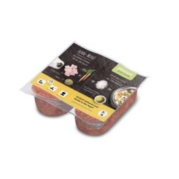 proCani Frostfutter Huhn Menü frisch und fertig - 5x2x400g