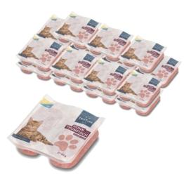 FeliFine Frostfutter Huhn und Thunfisch pure 16x2x85g