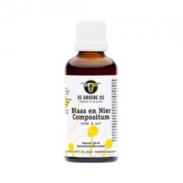 Groene Os Blase-Nieren Compositum - Hund/Katze - 50 ml