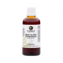 Groene Os Blase-Nieren Compositum - Pferd/Pony - 100 ml