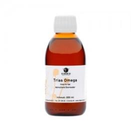 Groene Os Trias Omega - Hund/Katze- 200 ml