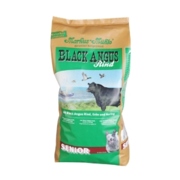 Markus-Mühle Hundefutter Black-Angus Senior 1,5 kg
