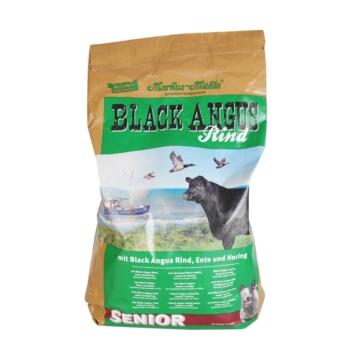 Markus-Mühle Hundefutter Black-Angus Senior 15 kg