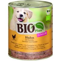 BioPlan Junior Huhn 6x800g Huhn mit Karotte