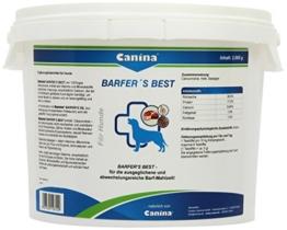 Canina Barfer's Best, Nahrungsergänzung für Hunde, 1er Pack (1 x 2 kg) - 1