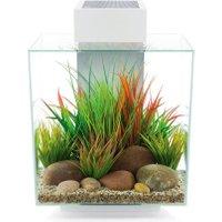 FLUVAL Aquarium »Edge II«, 46 Liter, BxTxH: 43x26x59,5 cm, weiß