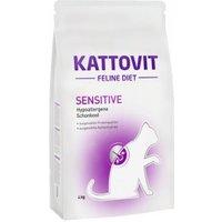 Kattovit Katzenfutter Feline Sensitive 4kg