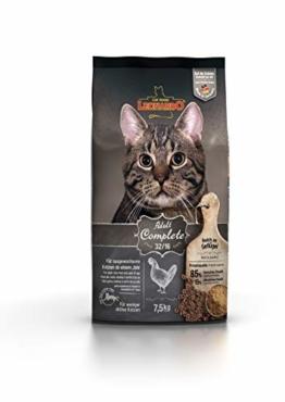 Leonardo Adult Complete 32/16 [7,5kg] Katzenfutter | Trockenfutter für Katzen | Alleinfuttermittel für ausgewachsene Katzen Aller Rassen ab 1 Jahr - 1