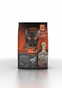 Leonardo Adult Duck [400g] Katzenfutter | Trockenfutter für Katzen | Alleinfuttermittel für ausgewachsene Katzen Aller Rassen ab 1 Jahr - 1