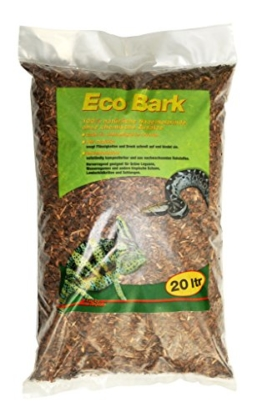 Lucky Reptile EB-20 Eco Bark, 20 Liter, Bodengrund für Terrarien - 1