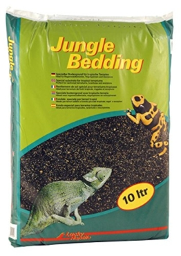 Lucky Reptile JB-10 Jungle Bedding, 10 Liter, Bodengrund für Tropenterrarien - 1