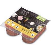 proCani Menü frisch & fertig Huhn, Karotte und Reis - 5 x 2 x 400 g