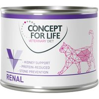 Sparpaket Concept for Life Veterinary Diet 24 x 200 g /185 g   - Weight Control 24 x 200 g
