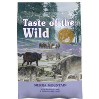 Taste of the Wild - Sierra Mountain - 13 kg
