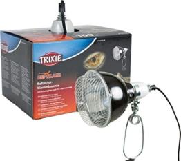Trixie 76070 Reflektor-Klemmleuchte, ø 14 × 17 cm - 1