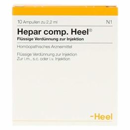 Hepar Comp.Heel Ampullen - 1