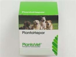 PlantaVet PlantaHepar Tabletten 300 Tabl - 1