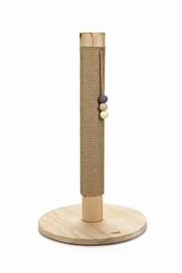 Karlie 408936 Designed by Lotte Kratzbaum Sinora L: 40 cm B: 40 cm H: 70 cm Sand - 1