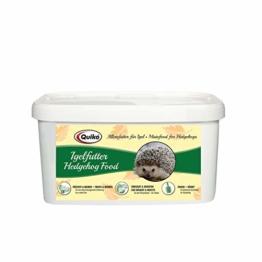 Quiko Igelfutter 3kg - Hochwertige Vollnahrung - Speziell auf die Bedürfnisse des Igels abgestimmt - 1