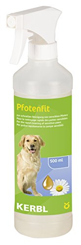 Kerbl 81939 Pfotenfit für Hunde, 500 ml - 1