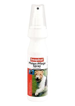 Pfoten-Pflege Spray mit Propolis | Pfotenschutz für Hunde | Schützt vor Splitt, Asphalt, Streusalz etc. | Macht Pfoten sanft & geschmeidig | 150 ml - 1