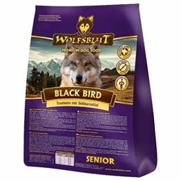 Wolfsblut   Black Bird Senior   15 kg   Truthahn   Trockenfutter   Hundefutter   Getreidefrei - 1