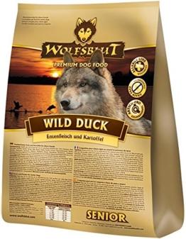Wolfsblut Wild Duck Senior, 1er Pack (1 x 2 kg) - 1