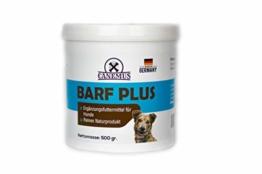Canemus Barf Plus Pulver - 500gr Natürlicher Barf Zusatz Made in Germany - 1