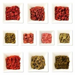 Frostfutter Perleberg Barf Hundefutter 24kg Dauerbrenner-Paket für Hunde - 1